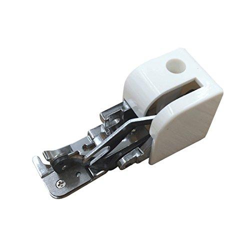 Haushalt Nähmaschine Seite Cutter Overlock Stitch Nähfuß Sew Befestigung